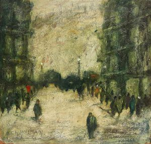 Charles Hollman Rue Richelieu Paris